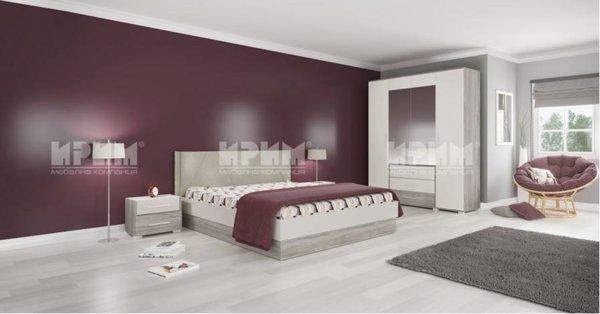 Спален комплект СИТИ 7010