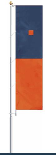 Алуминиев секционен пилон Модел Banner