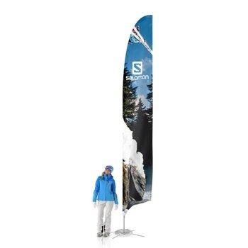 Плажен флаг Winder Alu 550