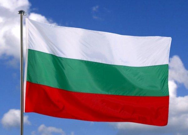 Национален флаг на България - шит по БДС