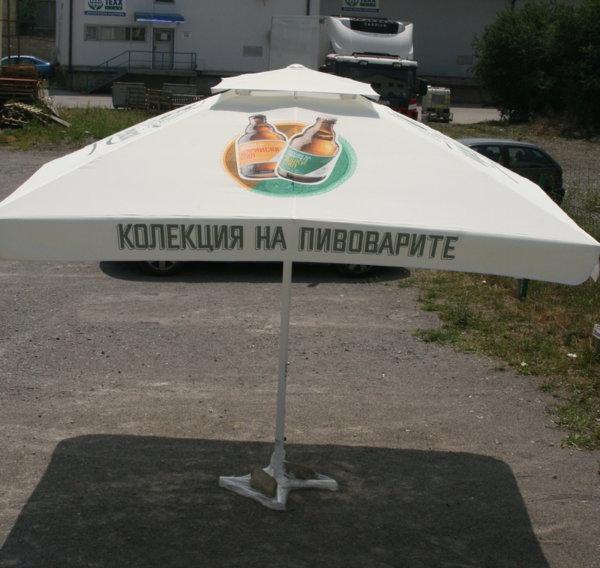 Чадър 300x300 см.