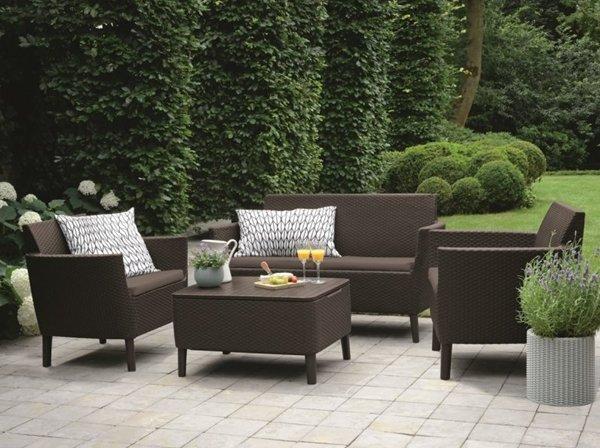 Градински мебели Изображение