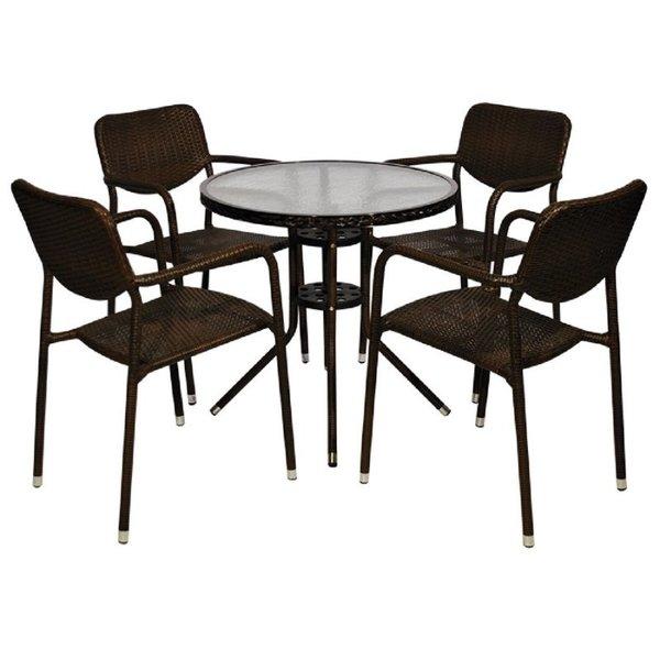 Комплекти маси+столове за градина Изображение