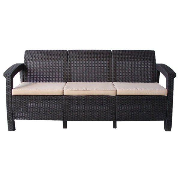 Мека мебел за градина