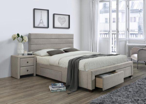 Тапицирана спалня Kayleon 160