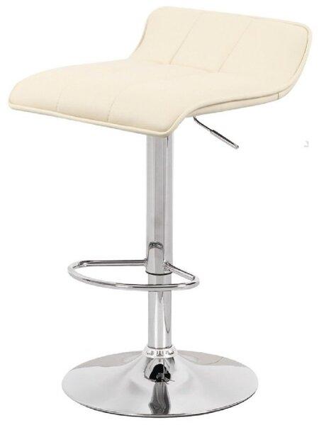 Бар стол Калипсо -5 кожа -бежова