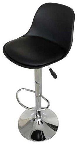 Бар стол Калипсо-18-черен