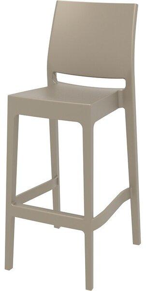 Бар стол Мая бежов