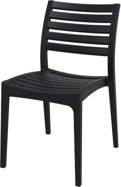 Стол Арес черен полипропилен / Различни цветове/