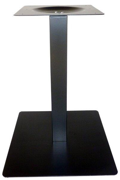 Стойка AM-Е44 -1 стомана квадрат черна 55/55/72h
