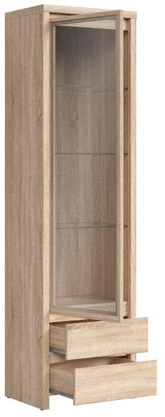 Витринен шкаф KASPIAN REG1W2S