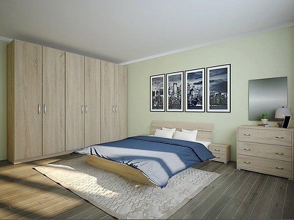 Спален комплект Роко