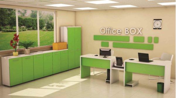 Модулна система за офис обзавеждане ВОХ