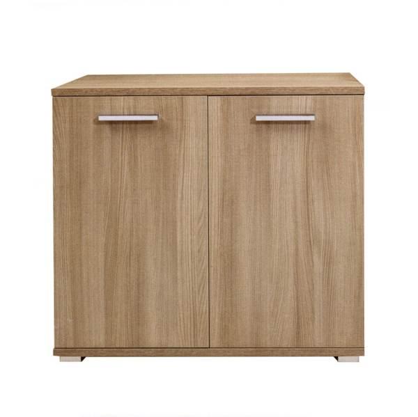 Шкаф нисък с две врати
