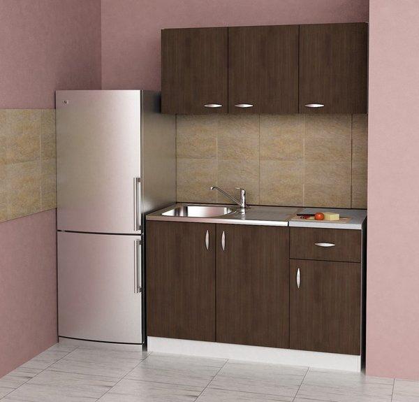 Кухня Ара венге 120