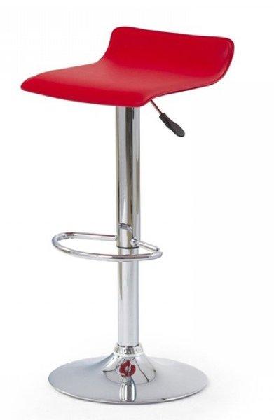 Бар стол H-1 / Червено