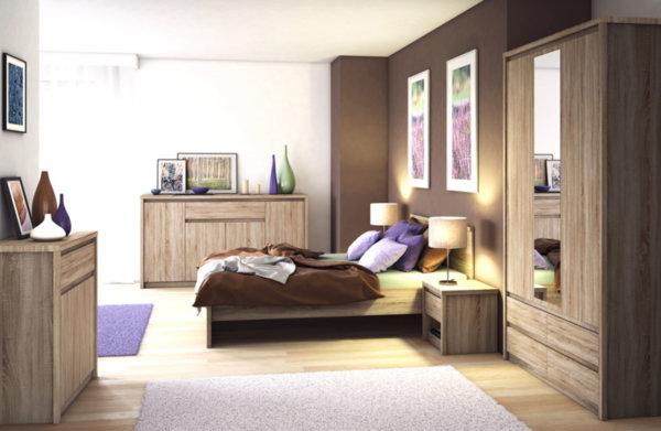 Модули за спалня Norton