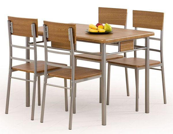 Трапезен комплект NATAN маса + 4 стола