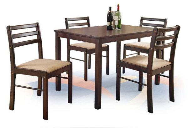 Трапезен комплект NEW STARTER маса + 4 стола