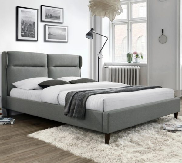 Тапицирана спалня SANTINO 160