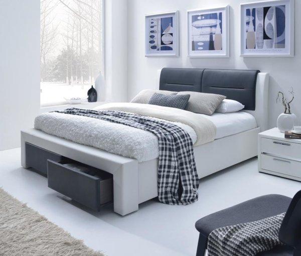 Тапицирана спалня Cassandra - S 140