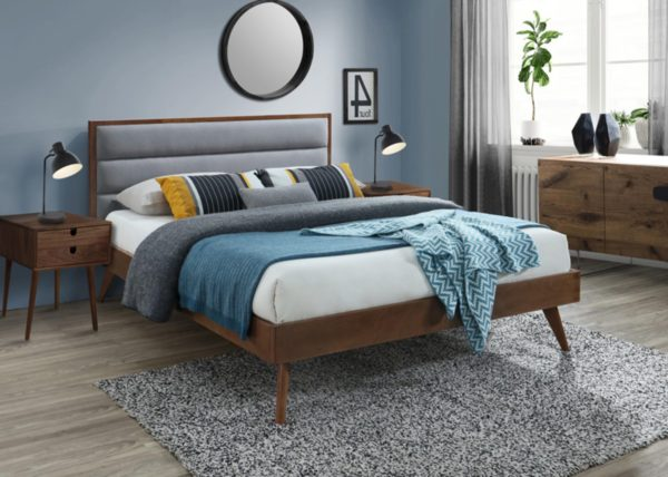 Тапицирана спалня ORLANDO 160
