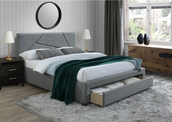 Тапицирана спалня VALERY 160