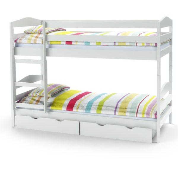 Двуетажно детско легло Sam