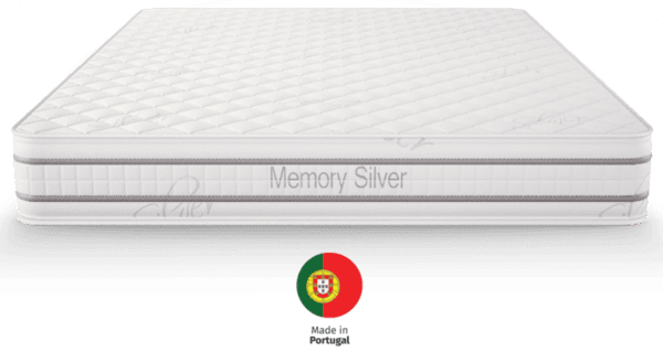 Двулицев матрак Memory Silver - iSleep