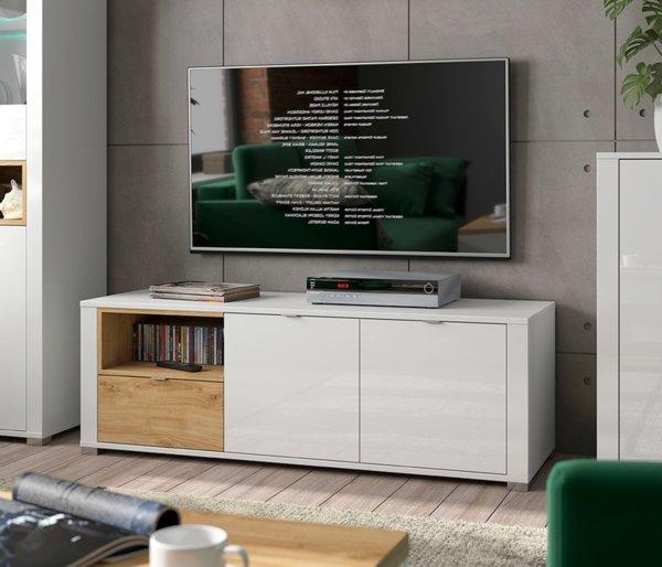 ТВ шкаф Modesto RTV2D1S