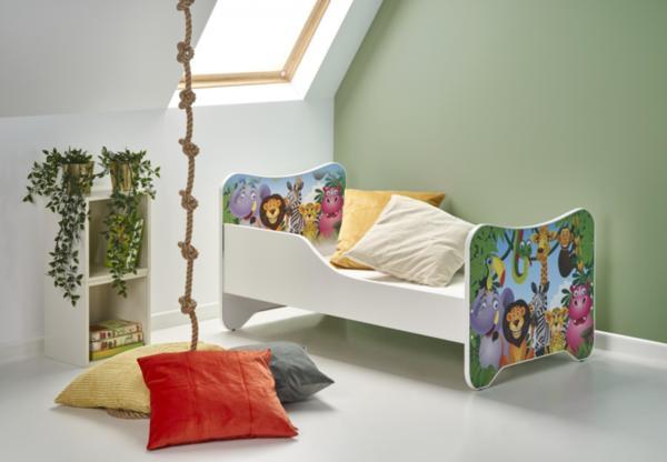 Детско легло Happy jungle