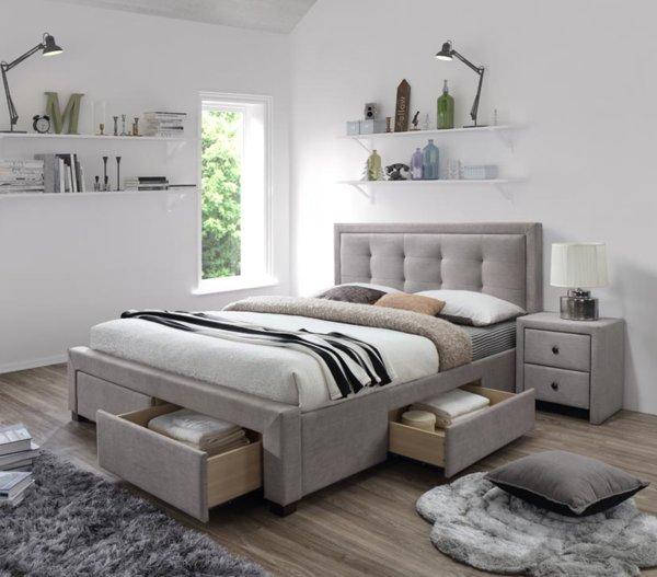 Тапицирана спалня Evora