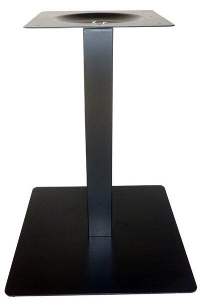 Стойка AM-Е44-2 стомана квадрат черна 45/45/73h