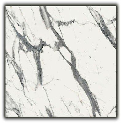 Плот Бял мрамор 70/70 код 5657