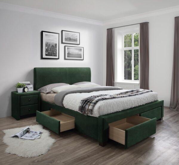 Тапицирана спалня Modena 3