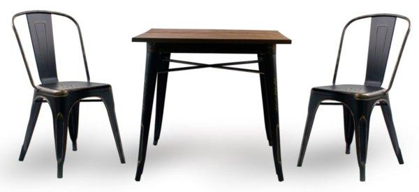 Трапезна маса Kubo Wood /два цвята/