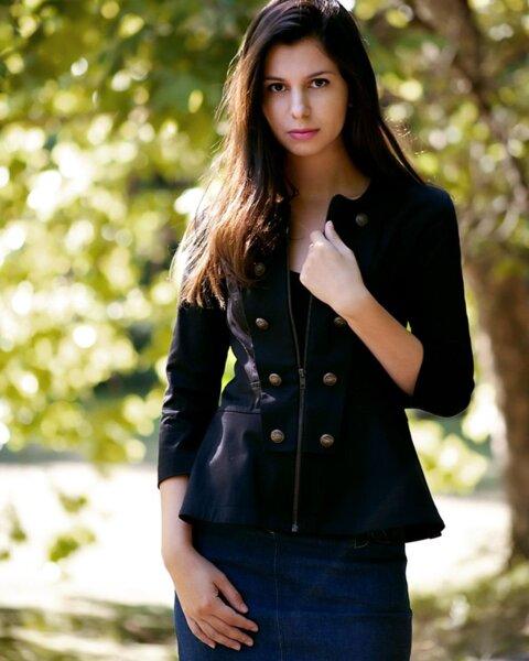 Елегантен модел дамско сако