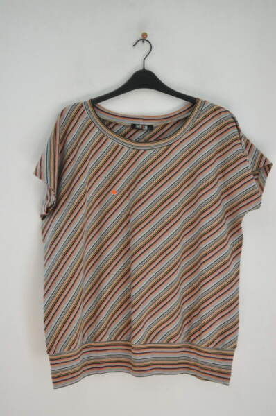 Многоцветна раирана блуза (второ качество)