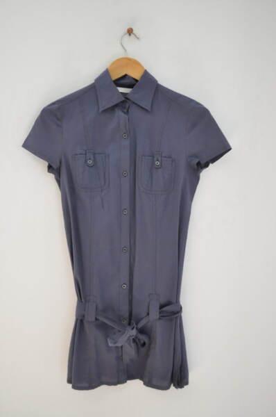 Дамска риза/туника с коланче