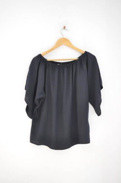 Лятна блуза в свободен силует