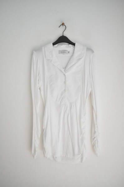 Дамска блуза с яка и копчета (второ качество)