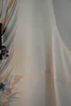 Дамски топ в свободен силует с флорална щампа - Vida (второ качество)
