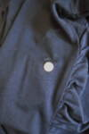 Дамска блуза с ефектно деколте от маниста (второ качество)
