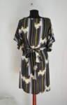 Лятна дамска рокля с широки ръкави (второ качество)