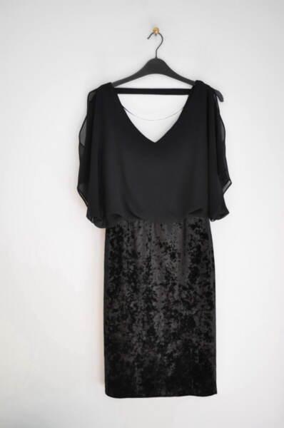 Дамска рокля със свободна горна част
