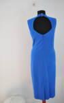 Елегантна дамска рокля в синьо (второ качество) *БЕЗ ЦЕНА*