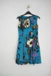 Дамска рокля с разкроена долна част (второ качество)