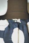 Дамска блуза на точки със свободен силует (второ качество)