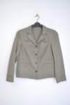Спортно дамско сако с капси (второ качество)
