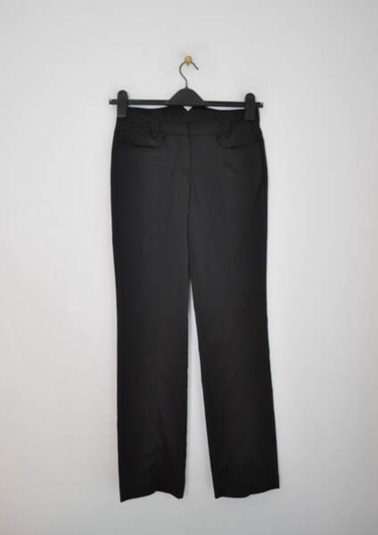 Дамски панталон с джобове под форма